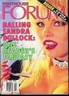 Penthouse Forum February 1997 magazine back issue
