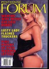 Penthouse Forum March 1997 magazine back issue