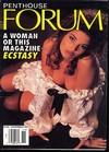 Penthouse Forum November 1997 magazine back issue