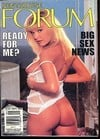 Penthouse Forum September 1998 magazine back issue