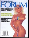 Penthouse Forum October 1998 magazine back issue