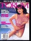 Penthouse Forum January 2002 magazine back issue