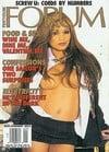 Penthouse Forum February 2002 magazine back issue