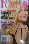 Penthouse Forum November/December 2011 magazine back issue