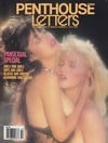 Janine & Kimberly magazine cover Appearances Penthouse Letters October 1989