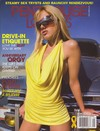 Penthouse Letters September 2007 magazine back issue