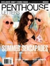 Penthouse Letters July 2016 magazine back issue