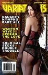 Penthouse Variations January 2015 magazine back issue