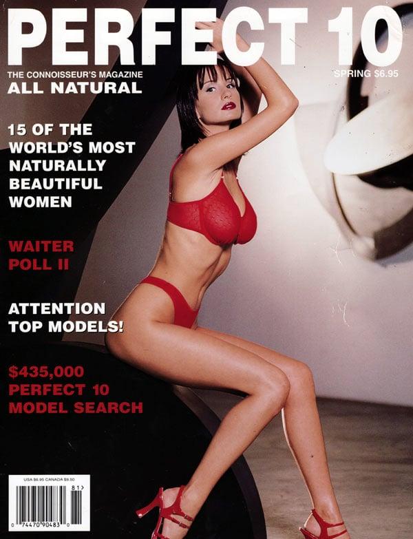 Adult magazine model doesn't matter!