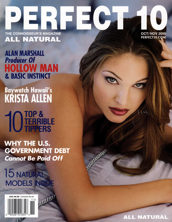 Perfect 10 October/November 2000 magazine back issue Perfect 10 magizine back copy perfect 10 october 2000 magazine, used back issue of the best mag around, perfect women nude hot xxx