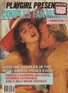 Playgirl Presents Couples Fantasies February 1985 magazine back issue