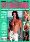 Playgirl International # 1 magazine back issue