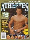 Playgirl Special # 22, Vol. 13 # 2 - XXL Athletes magazine back issue