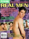 Playgirl Special # 24, Vol. 13 # 4 - Real Men magazine back issue