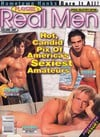 Playgirl Special # 63 - Real Men magazine back issue cover image