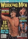 Playgirl Special # 71 - Working Men magazine back issue cover image