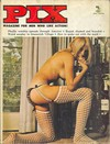 Pix Vol. 3 # 1 magazine back issue