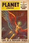 Planet Stories Spring 1955 magazine back issue