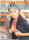 Platinum January 1995 magazine back issue