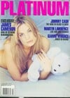 Platinum February 1995 magazine back issue