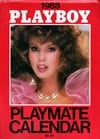 playmate wall calendars, the hottest playmates of the year nude, sexy girls of playboy models,  1988 Magazine Back Copies Magizines Mags