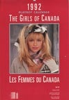 Pamela Anderson magazine cover appearance Playboy Girls of Canada Wall Calendar 1992