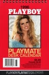 1996 playboy playmate desk calendar, the hottest playmates of the year, hot nude girls in pictorials Magazine Back Copies Magizines Mags