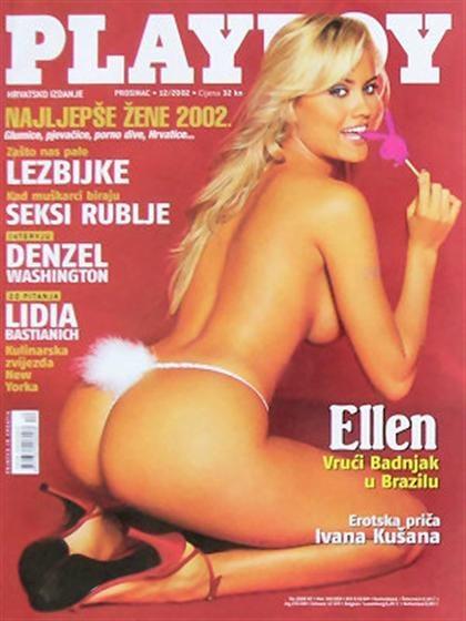2002 adult december magazine playboy