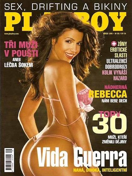 2006 adult august magazine playboy