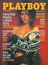 Playboy (Czech Republic) October 1992 magazine back issue