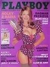 Playboy (Czech Republic) November 1995 magazine back issue