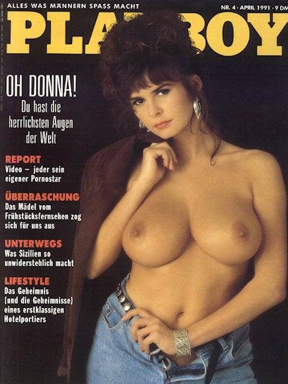 2005 adult april magazine playboy