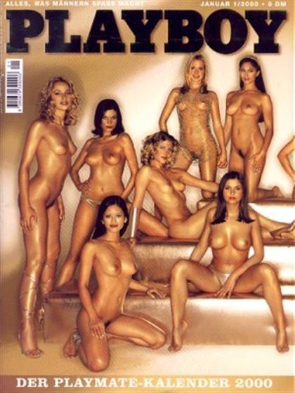 2000 adult january magazine playboy