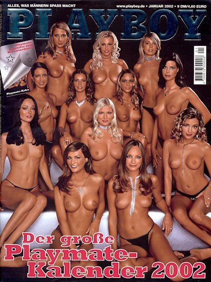 2002 adult january magazine playboy