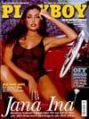 Playboy Germany October 2002 magazine back issue