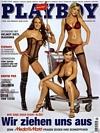 Playboy Germany February 2005 magazine back issue cover image