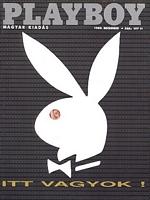 Playboy Hungary December 1989 magazine back issue