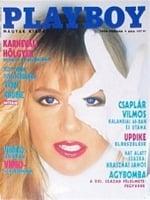 Playboy Hungary February 1990 magazine back issue