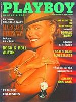Playboy Hungary May 1990 magazine back issue