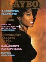 Playboy Hungary December 1990 magazine back issue