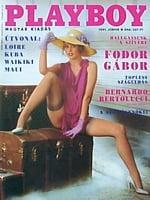 Playboy Hungary June 1991 magazine back issue