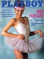 Playboy Hungary September 1991 magazine back issue