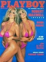 Playboy Hungary November 1991 magazine back issue