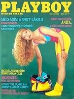 Playboy Hungary January 1993 magazine back issue