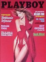 Playboy Hungary May 1993 magazine back issue