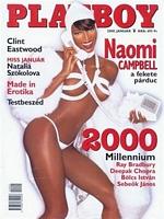 Playboy Hungary January 2000 magazine back issue