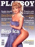 Playboy Hungary March 2000 magazine back issue