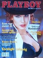 Playboy Hungary April 2000 magazine back issue