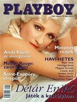 Playboy Hungary May 2000 magazine back issue