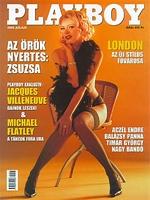 Playboy Hungary July 2000 magazine back issue